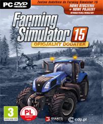 Dodatki do symulatora farmy