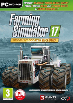 Farming Simulator 17 Big Bud DLC download