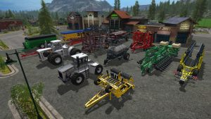 Farming Simulator 17 Big Bud torrent