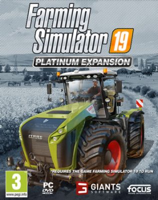 Farming Simulator 19 Platinum pobierz